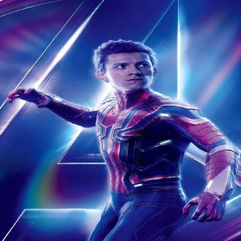 Spider-Man in Avengers Endgame