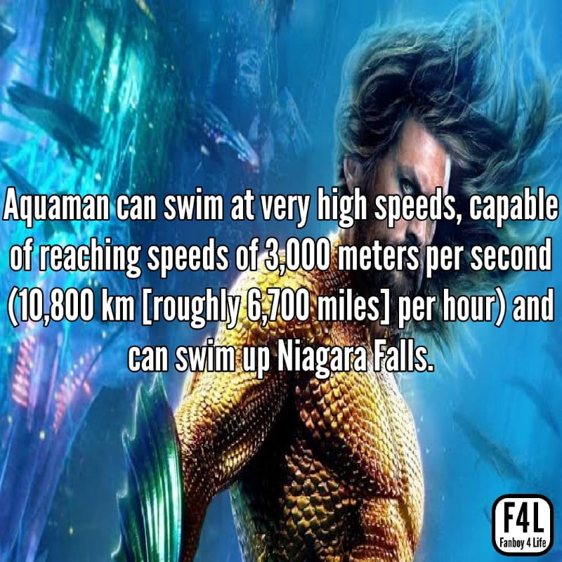 Aquaman in Atlantis