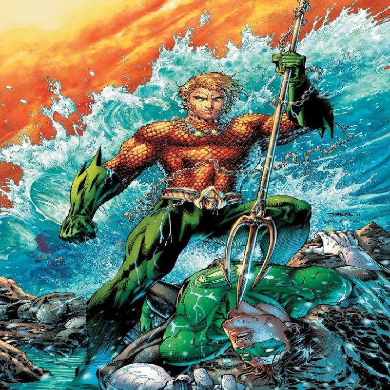 Aquaman from comics