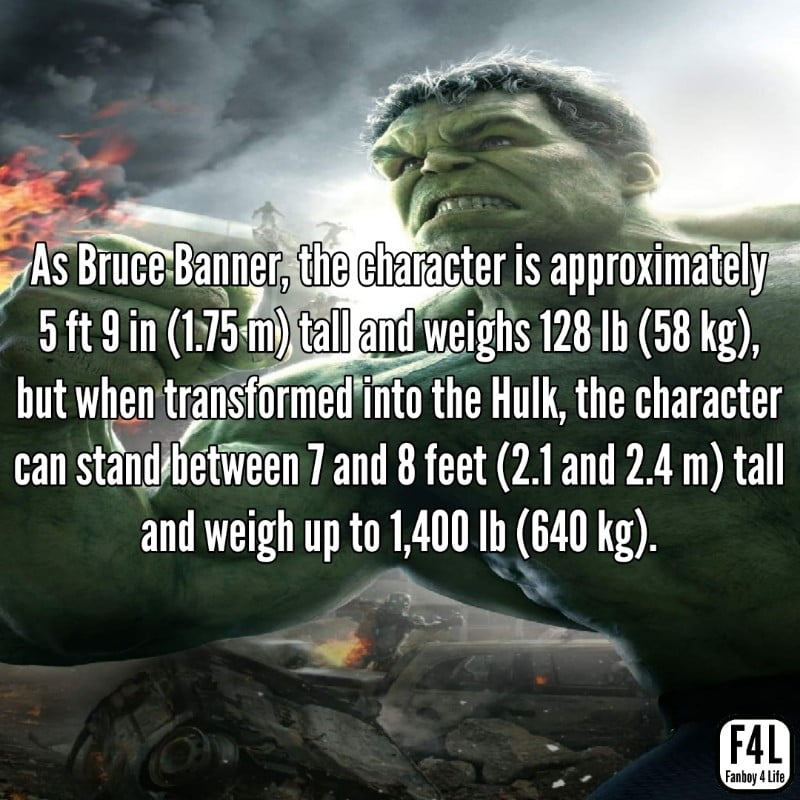 Hulk flexing in Avengers