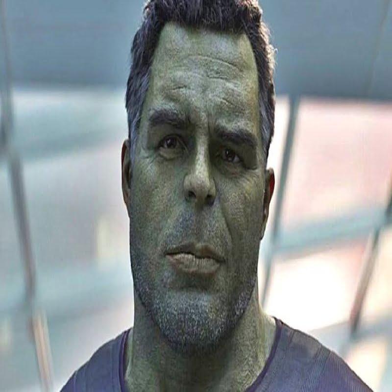 Professor Hulk in Avengers Endgame
