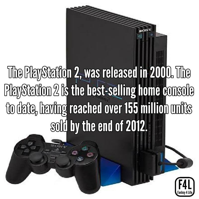 Original PlayStation 2 Console