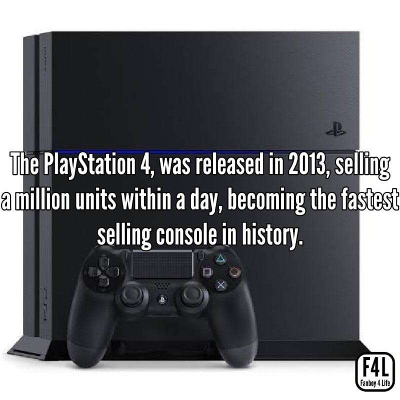 Original PlayStation 4 Console