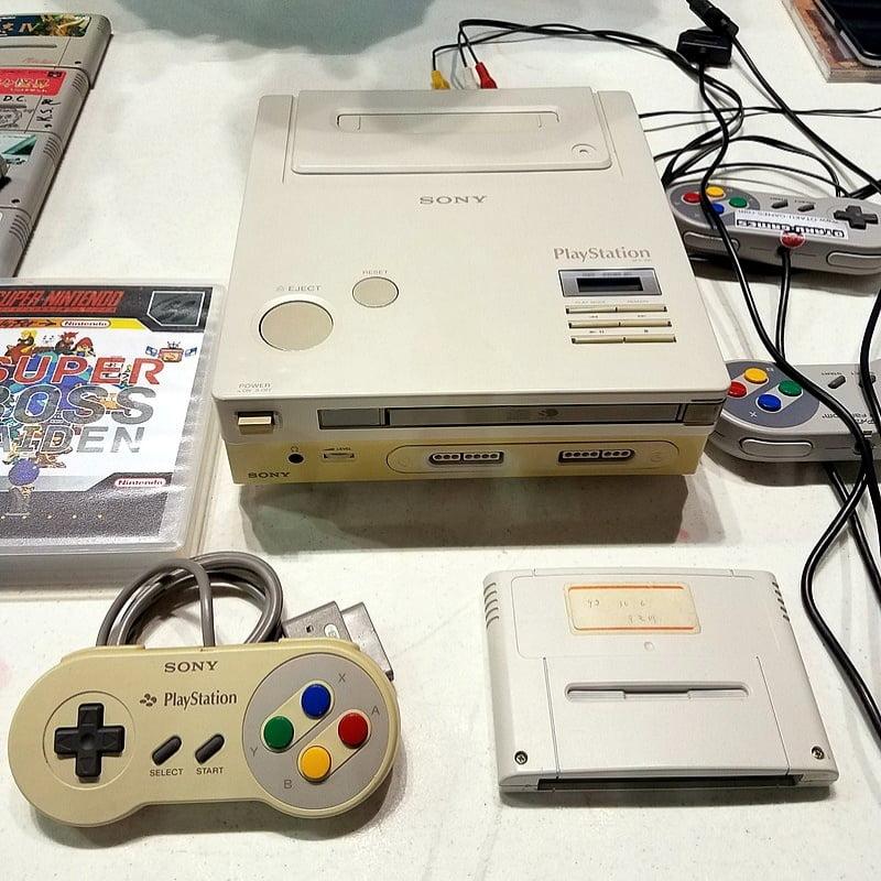 Original PlayStation Prototype