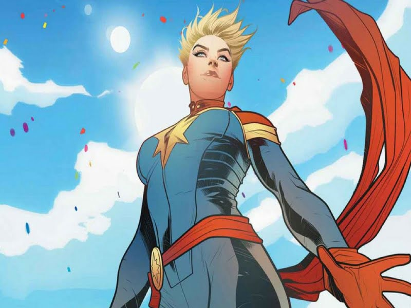 Read more about the article Captain Marvel: Comprehensive Character Summary