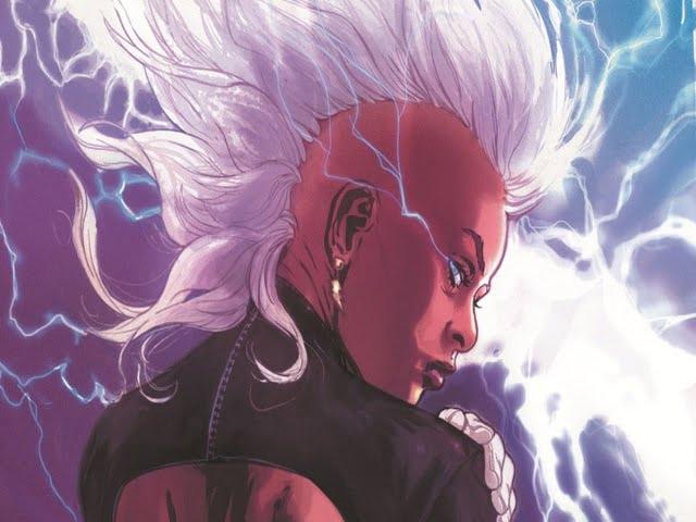 Storm Ororo Munroe