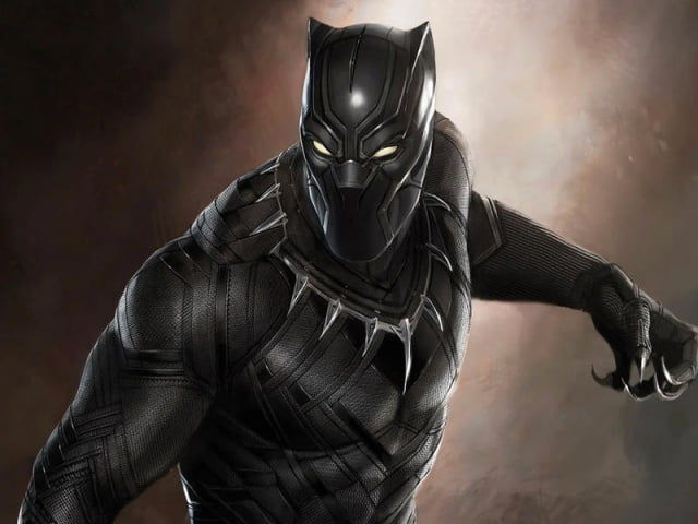 Superhero Black Panther